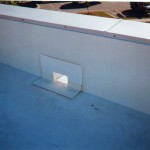 Completed Drain Flashing in Janesville, WI