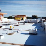 Commercial Roof Project in Janesville, WI