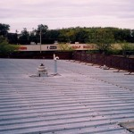 Retail Center Roofing Job in Madison, WI