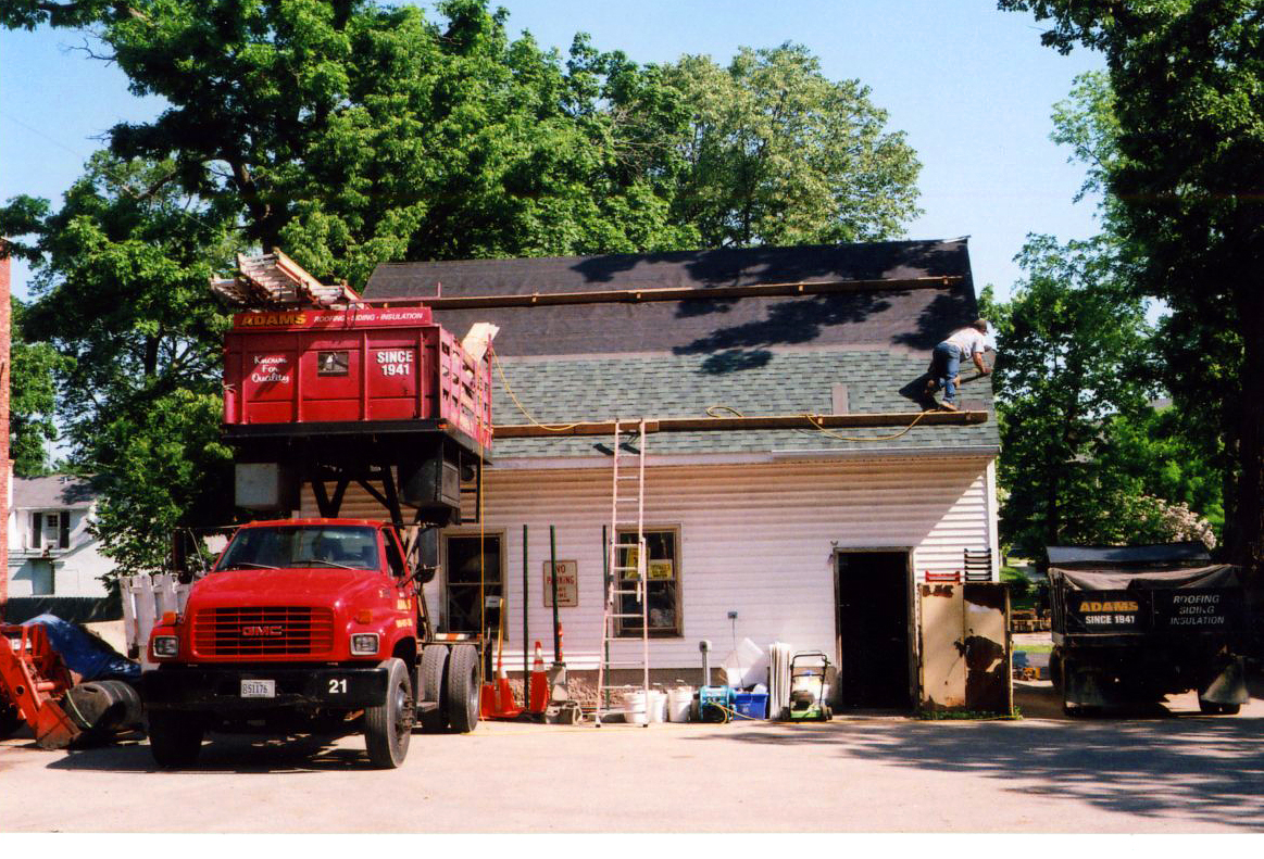 Residential Amp Commercial Roofing Services In Janesville