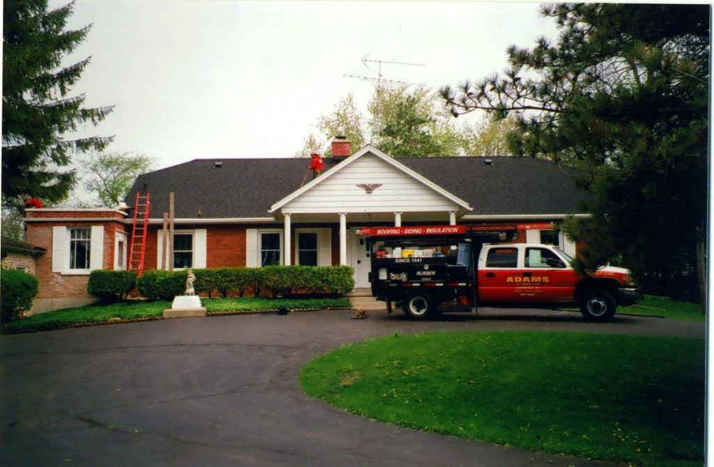 Roofing, Siding & Insulating Services in Janesville, WI